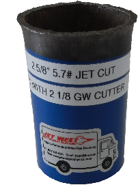 2-5 8_5.7 Jet Cut with 2-1 8 GW cutter.JPG